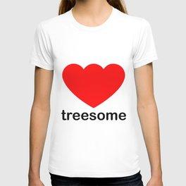 Treesome Love T-shirt