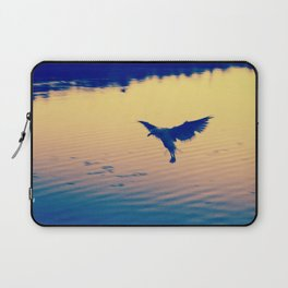 I Love You Seagull Laptop Sleeve