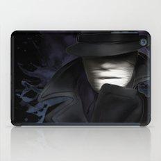 Invisible man iPad Case