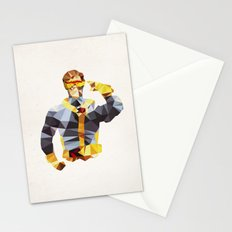 Polygon Heroes - Cyclops Stationery Cards