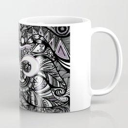 Zentangle Ohm Coffee Mug