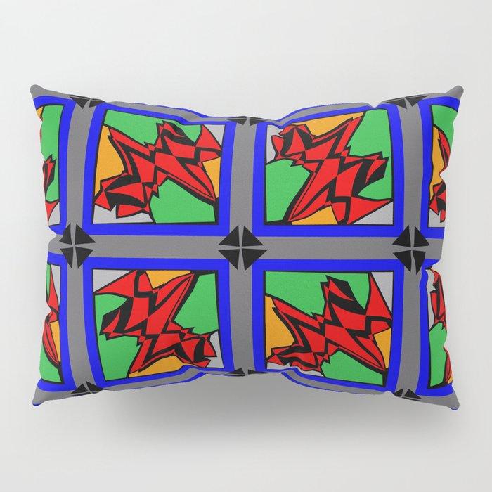 Abstract Arthur Pillow Sham
