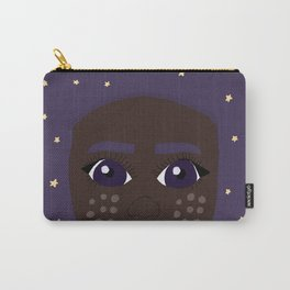 she is the stars Carry-All Pouch