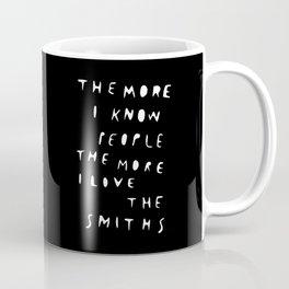 THE SMITHS Coffee Mug