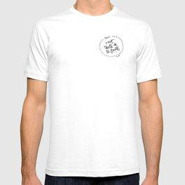 Ta Faute - Black T-shirt