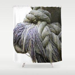 knots Shower Curtain