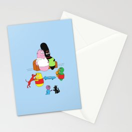 The Barbasimpsons Stationery Cards