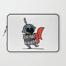 Capitan Gondola - Happy Laptop Sleeve
