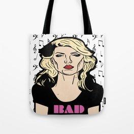 Blondie - Debbie Harry Tote Bag