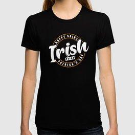 Irish Luck and pride T-shirt