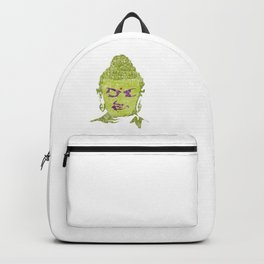 Nostalgia is an illness  | Gautama Buddha Backpack
