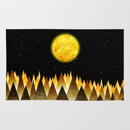 Golden Moon GX Rug