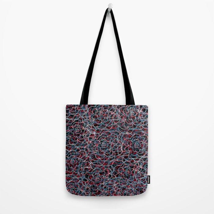 Floral pattern 21 Tote Bag