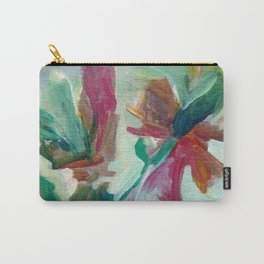 Dreamy Bouquet Carry-All Pouch