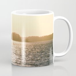 Clarks Hill Lake Sunset Coffee Mug