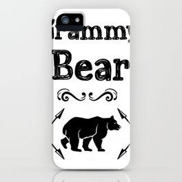 Grammy Grandma Bear - Great Grandma iPhone Case
