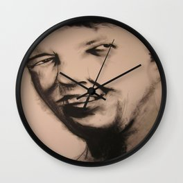 Eleanor, Roosevelt Wall Clock