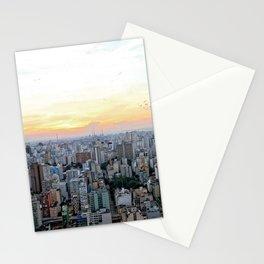 Sao Paulo Aerial Stationery Cards