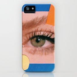 EYE THINK SO iPhone Case