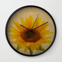 Sun Giant Wall Clock
