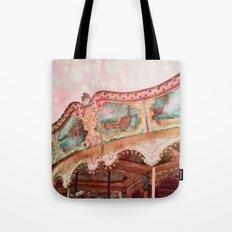 I Heart my Carousel Tote Bag