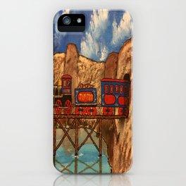 Jupiter Choo Choo iPhone Case
