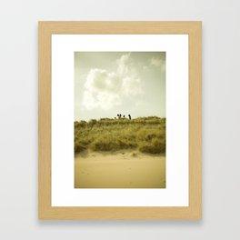 Unknowns 2 Framed Art Print