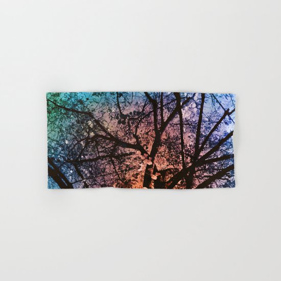 Autumn Sunset Hand & Bath Towel