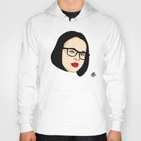 ghost world Hoodies featuring Ghost world by Bleachydrew