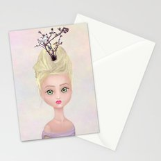 Spring Queen Stationery Cards