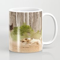 games Mugs featuring games by Ironia Art