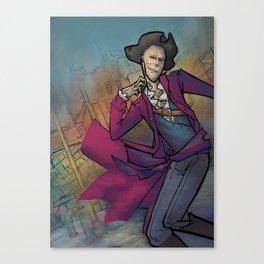Rebel Mayor Canvas Print