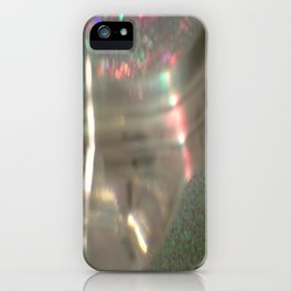 Quick Silver iPhone Case