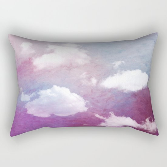 CLOUDY Rectangular Pillow