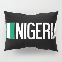 Nigeria: Nigerian Flag & Nigeria Pillow Sham