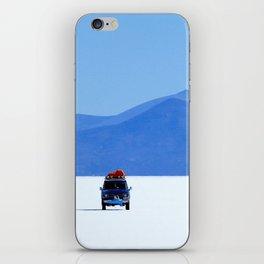Salar de Uyuni 1 iPhone Skin