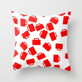 Brief Throw Pillow