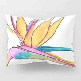 Oiseau du paradis Pillow Sham