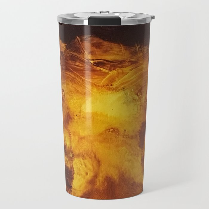 Golden Girl Travel Mug
