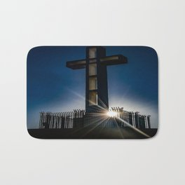 Closing Summer 2015 - Mount Soledad Memorial Bath Mat