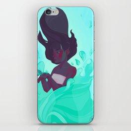 -Water Style- iPhone Skin