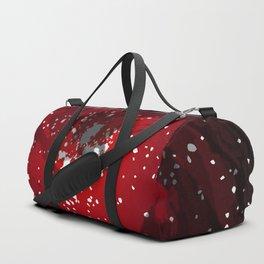 Black Hole Background Duffle Bag