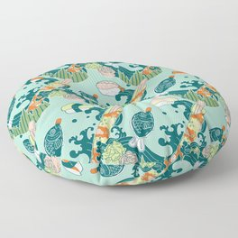 Sushi take-out! Floor Pillow