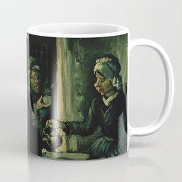 Vincent van Gogh - The Potato Eaters (1885) Coffee Mug