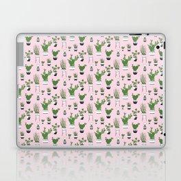 Cactus Love (in pink) Laptop & iPad Skin