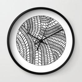 Circle Series #5 Wall Clock