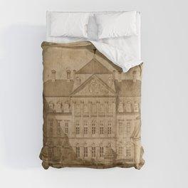 The castle Comforters