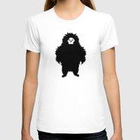 sasquatch T-shirts featuring Sasquatch by Ryan W. Bradley