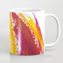 Wings Collection orange/pink Coffee Mug
