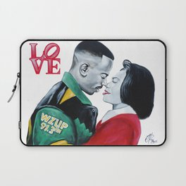 Black Love - Martin & Gina Laptop Sleeve